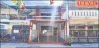 ทาวน์เฮ้าส์หลุดจำนอง ธ.ธนาคารอาคารสงเคราะห์ ปากแพรก เมืองกาญจนบุรี กาญจนบุรี