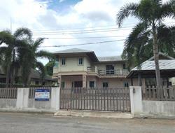 บ้านหลุดจำนอง ธ.ธนาคารกรุงเทพ แก่งเสี้ยน เมืองกาญจนบุรี กาญจนบุรี